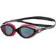 speedo Futura Biofuse Flexiseal Okulary pływackie Kobiety różowy/czarny